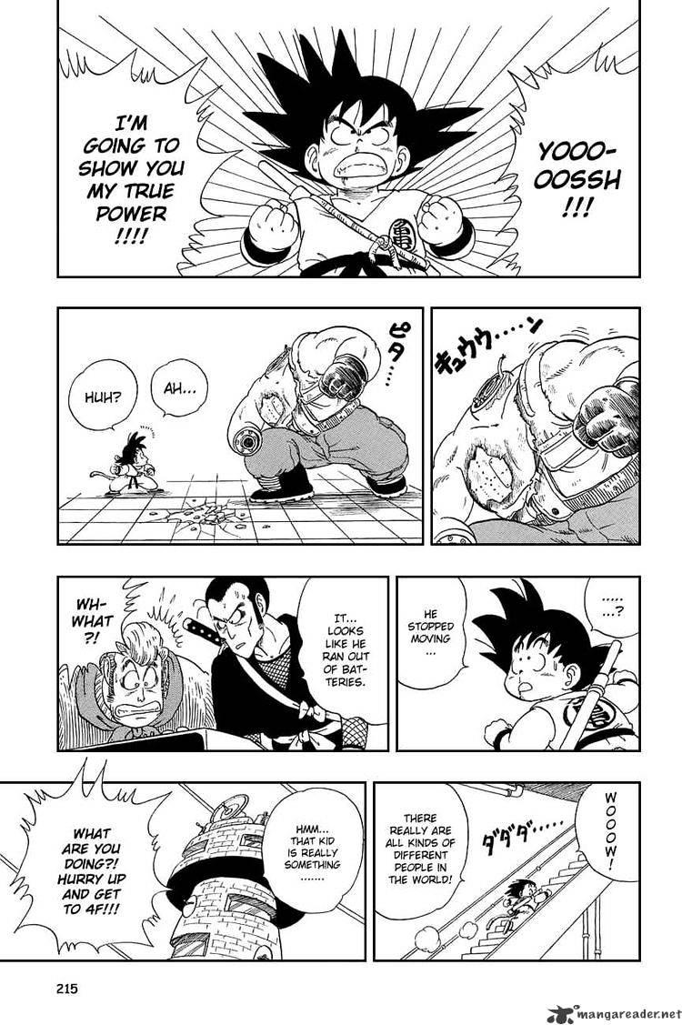 Dragon Ball Chapter 59  Online Free Manga Read Image 14