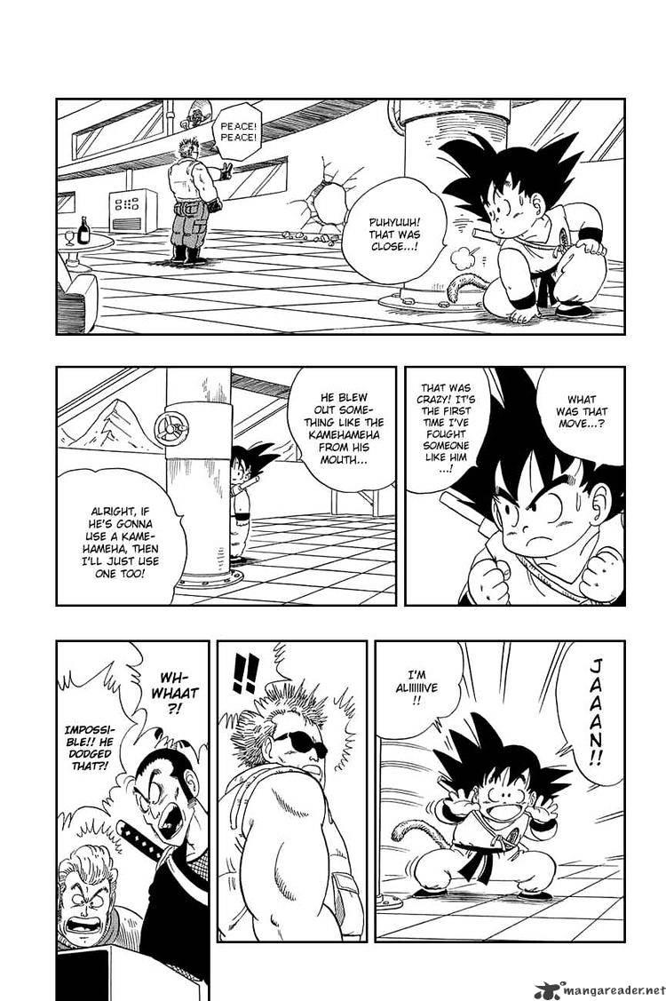 Dragon Ball Chapter 59  Online Free Manga Read Image 8