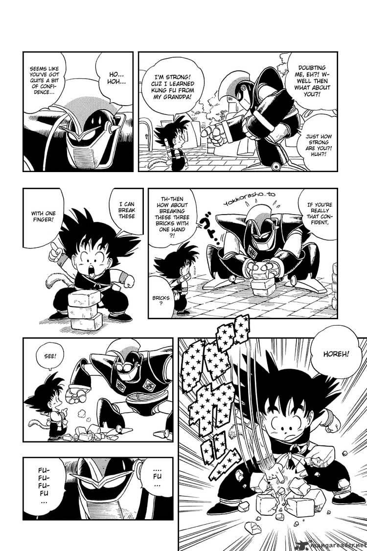 Dragon Ball Chapter 6  Online Free Manga Read Image 7