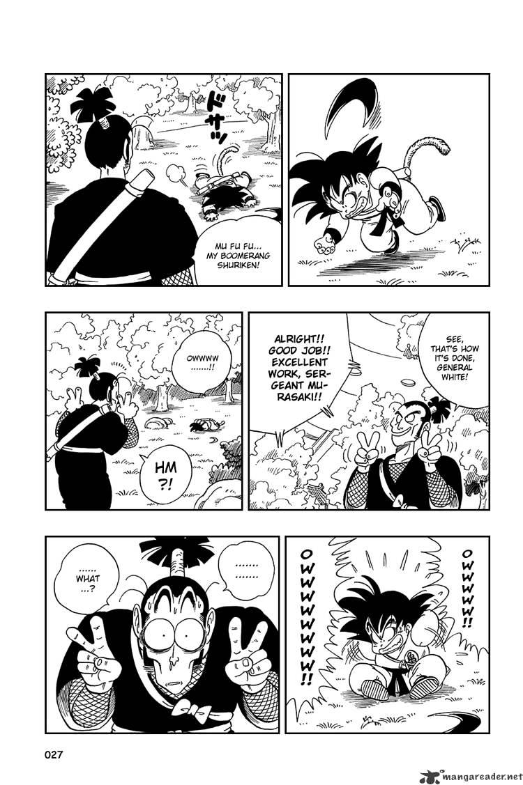 Dragon Ball Chapter 61  Online Free Manga Read Image 10
