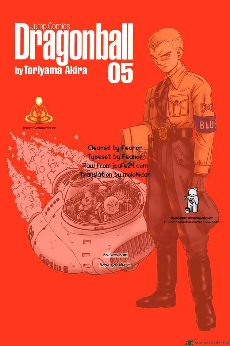 Dragon Ball Chapter 61  Online Free Manga Read Image 15