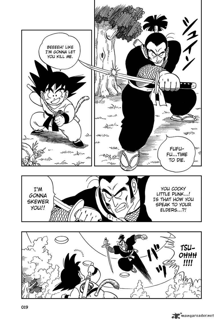 Dragon Ball Chapter 61  Online Free Manga Read Image 2