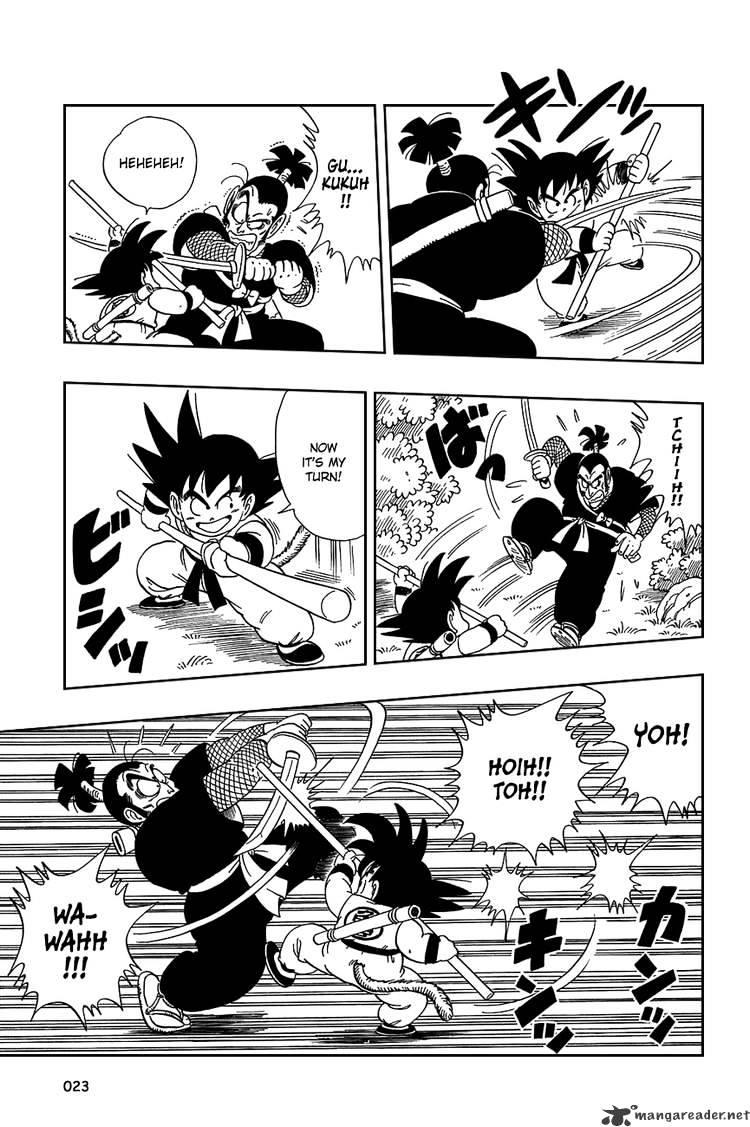 Dragon Ball Chapter 61  Online Free Manga Read Image 6