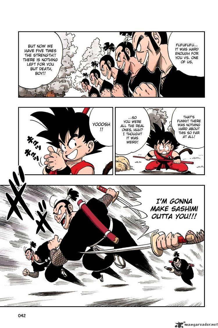 Dragon Ball Chapter 62  Online Free Manga Read Image 11
