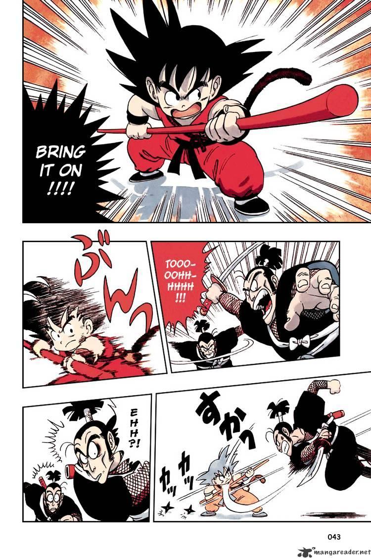 Dragon Ball Chapter 62  Online Free Manga Read Image 12