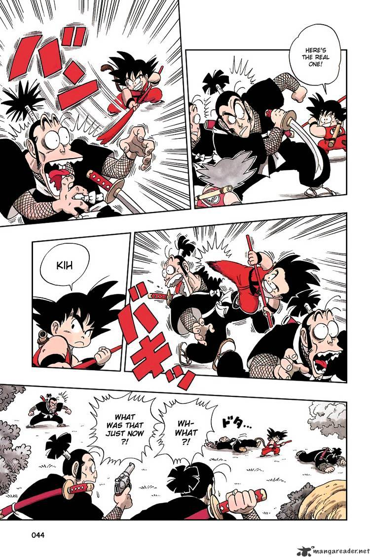 Dragon Ball Chapter 62  Online Free Manga Read Image 13