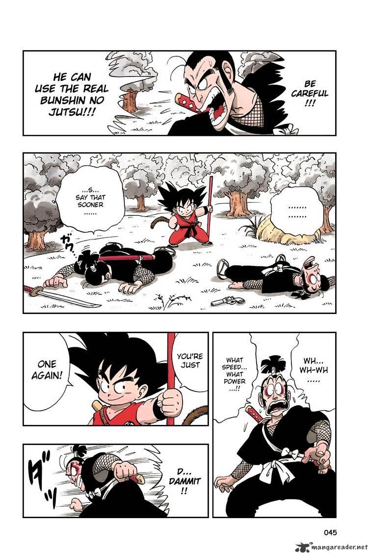 Dragon Ball Chapter 62  Online Free Manga Read Image 14