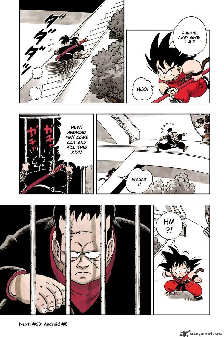 Dragon Ball Chapter 62  Online Free Manga Read Image 15