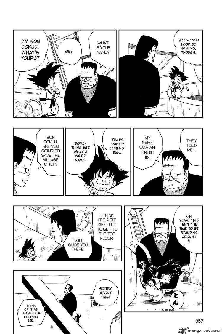 Dragon Ball Chapter 63  Online Free Manga Read Image 11
