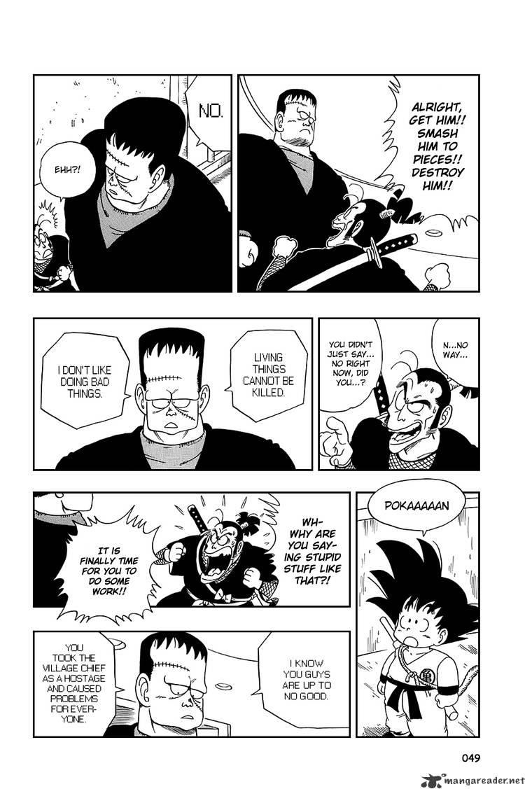 Dragon Ball Chapter 63  Online Free Manga Read Image 3
