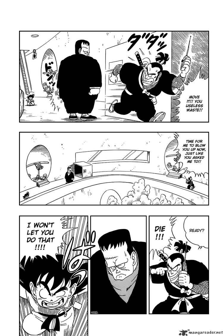 Dragon Ball Chapter 63  Online Free Manga Read Image 6