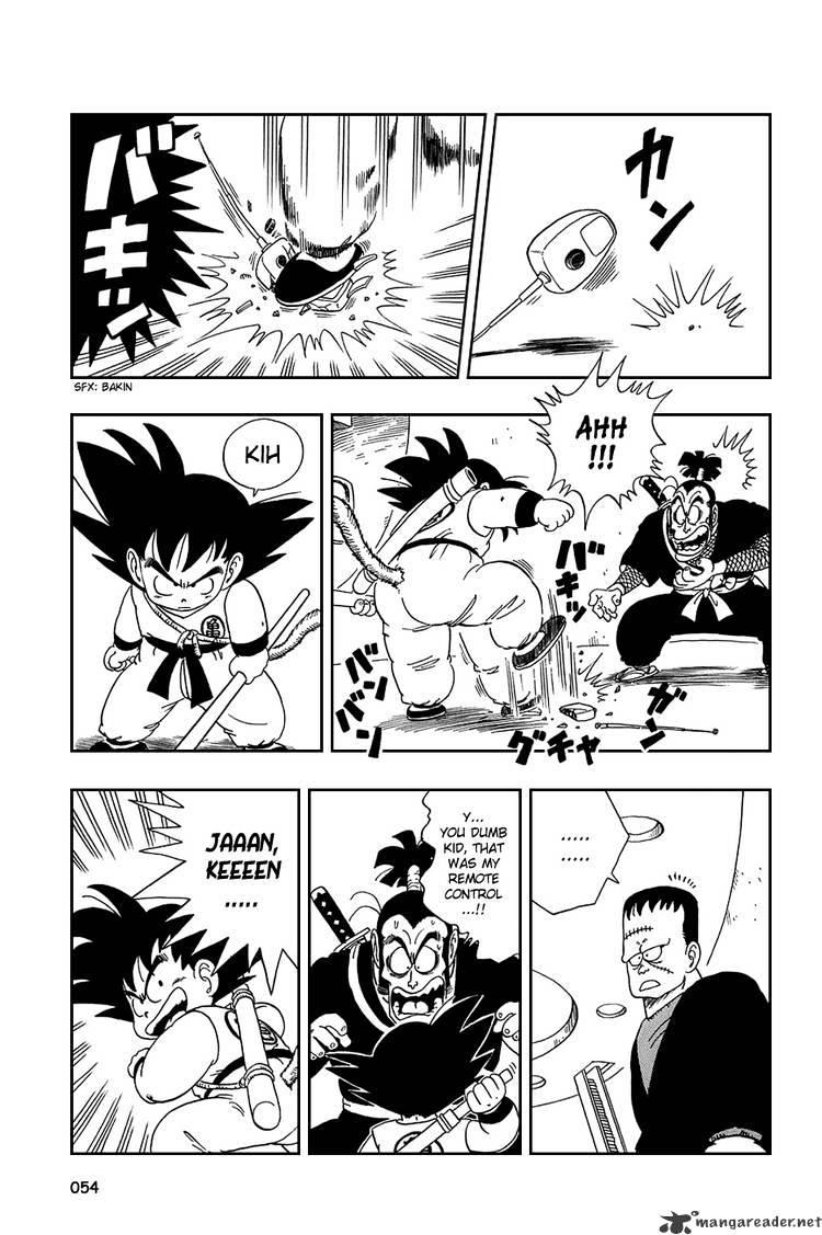 Dragon Ball Chapter 63  Online Free Manga Read Image 8