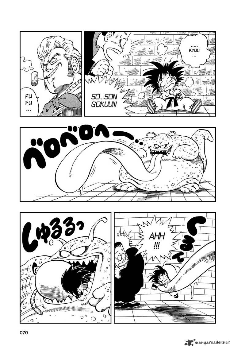 Dragon Ball Chapter 64  Online Free Manga Read Image 10
