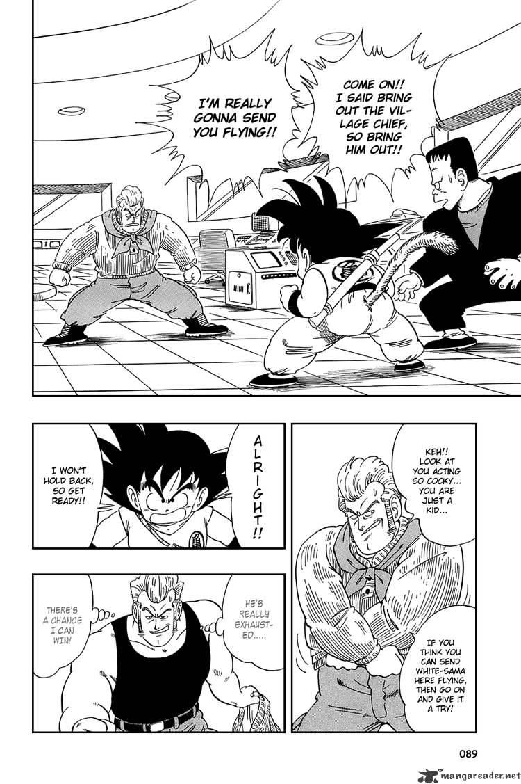 Dragon Ball Chapter 66  Online Free Manga Read Image 1
