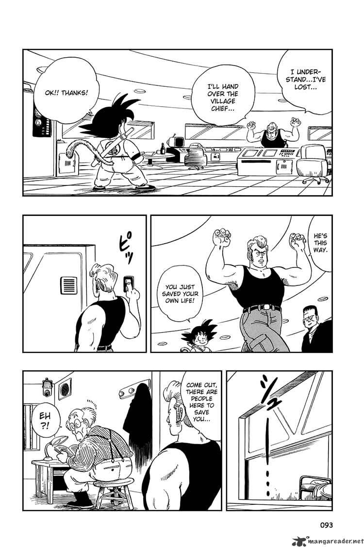 Dragon Ball Chapter 66  Online Free Manga Read Image 5