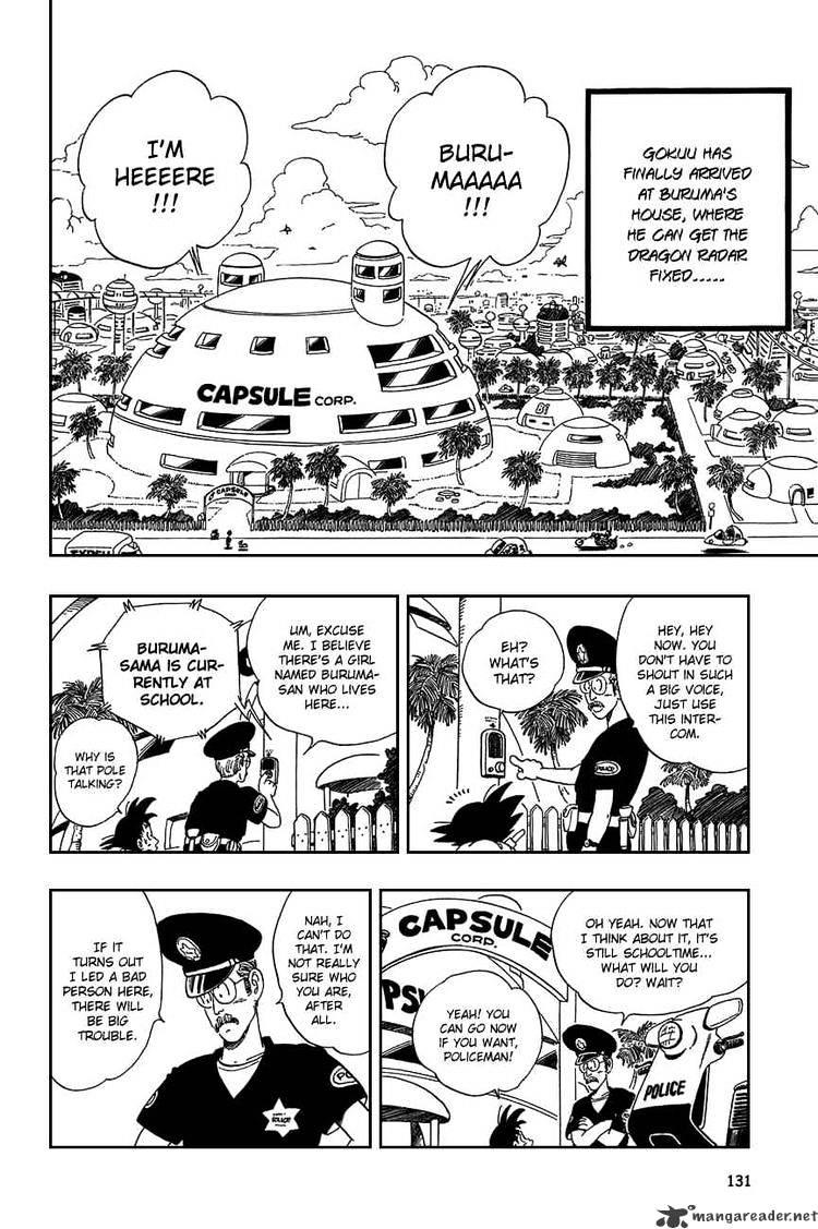 Dragon Ball Chapter 69  Online Free Manga Read Image 1