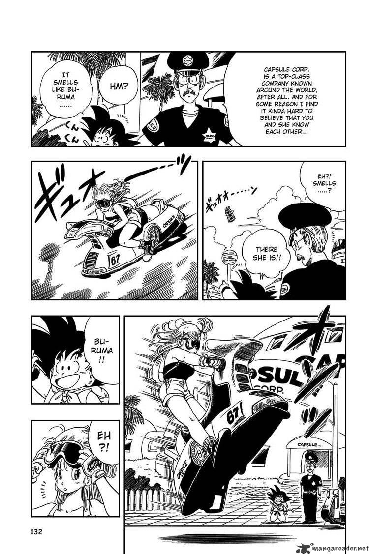 Dragon Ball Chapter 69  Online Free Manga Read Image 2