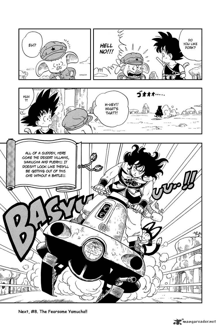 Dragon Ball Chapter 7  Online Free Manga Read Image 14