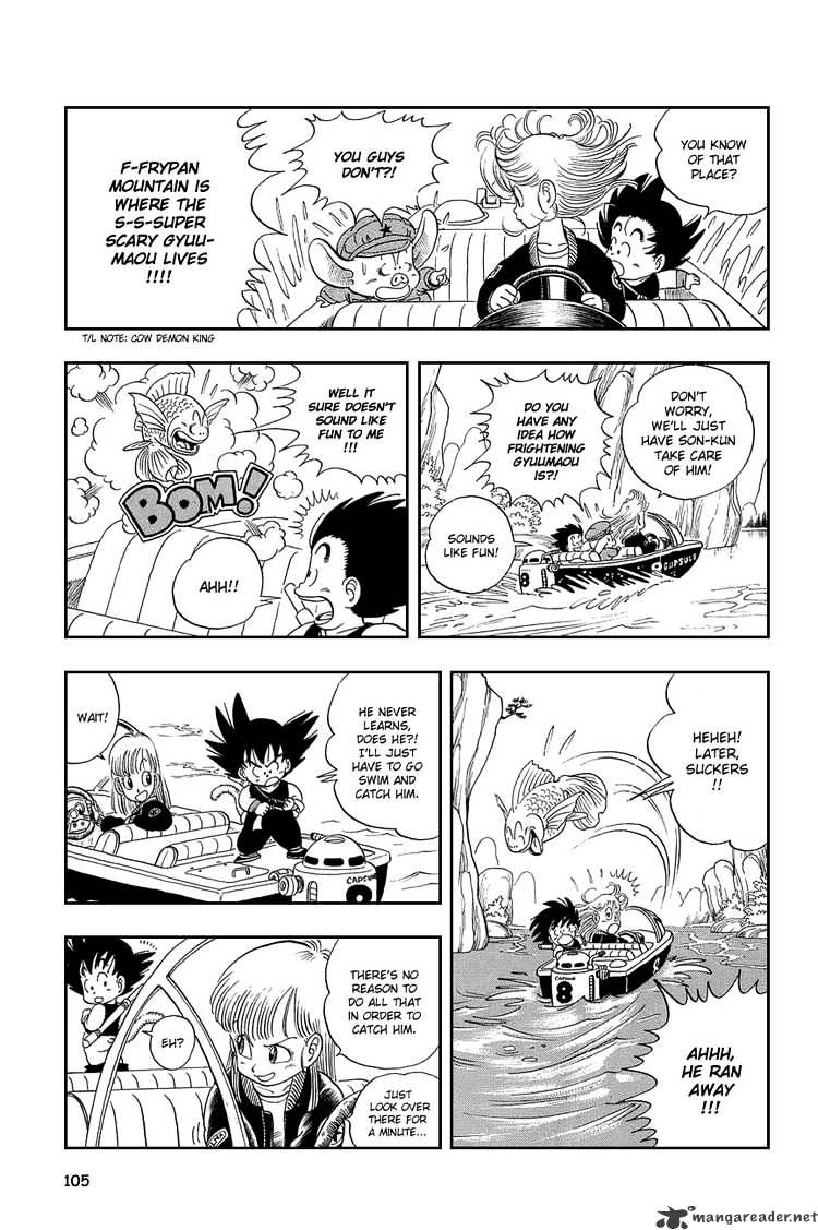 Dragon Ball Chapter 7  Online Free Manga Read Image 2