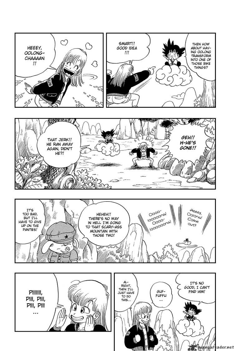 Dragon Ball Chapter 7  Online Free Manga Read Image 7
