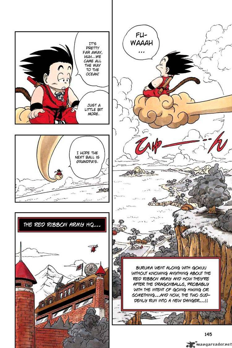 Dragon Ball Chapter 70  Online Free Manga Read Image 1