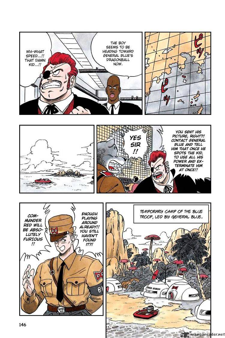 Dragon Ball Chapter 70  Online Free Manga Read Image 2