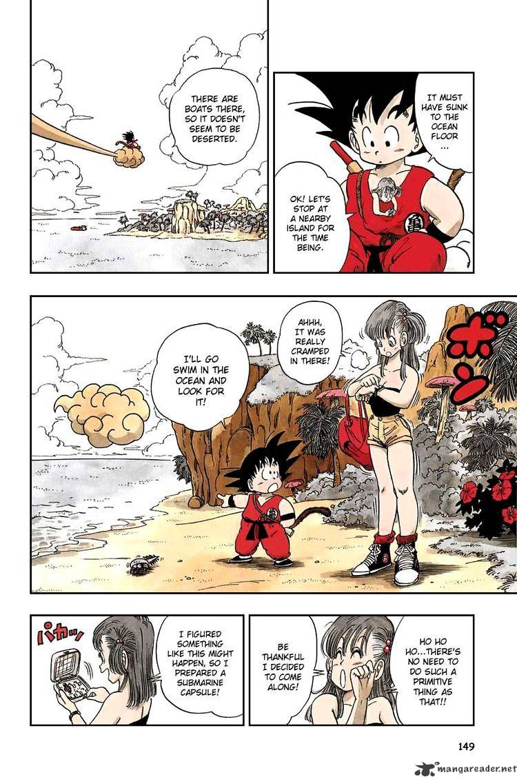 Dragon Ball Chapter 70  Online Free Manga Read Image 5