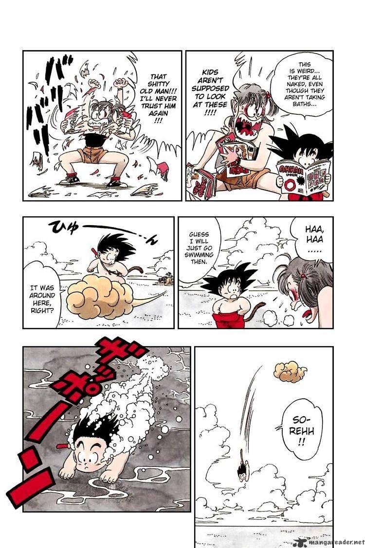 Dragon Ball Chapter 70  Online Free Manga Read Image 7