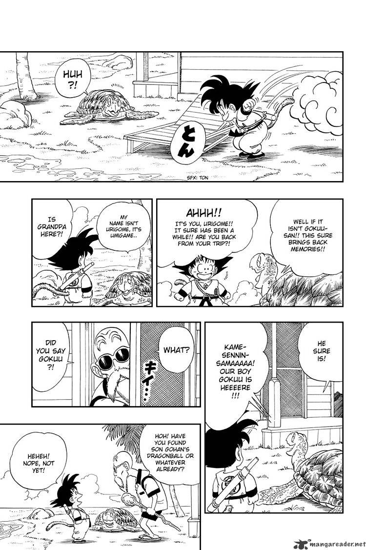 Dragon Ball Chapter 71  Online Free Manga Read Image 2