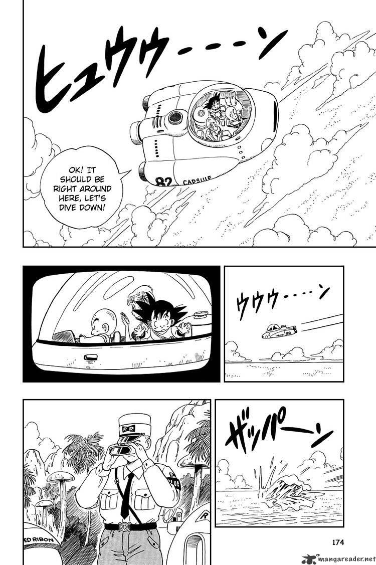 Dragon Ball Chapter 72  Online Free Manga Read Image 1