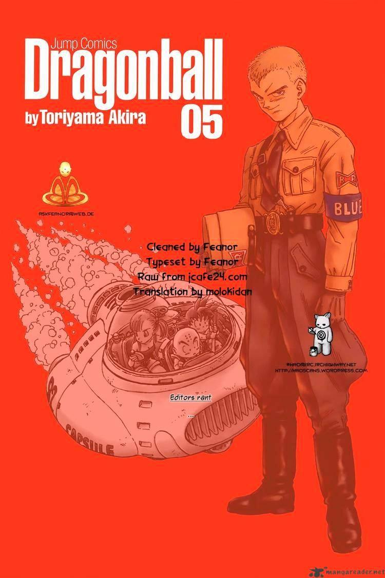 Dragon Ball Chapter 72  Online Free Manga Read Image 15