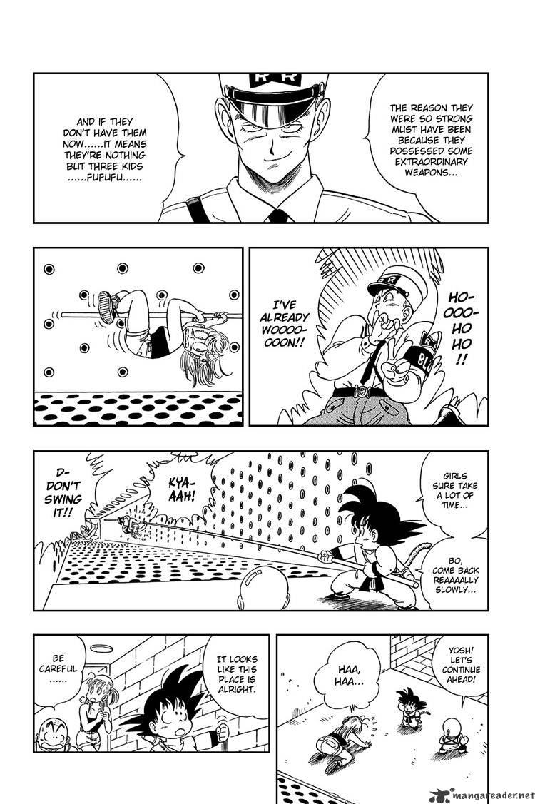 Dragon Ball Chapter 74  Online Free Manga Read Image 11