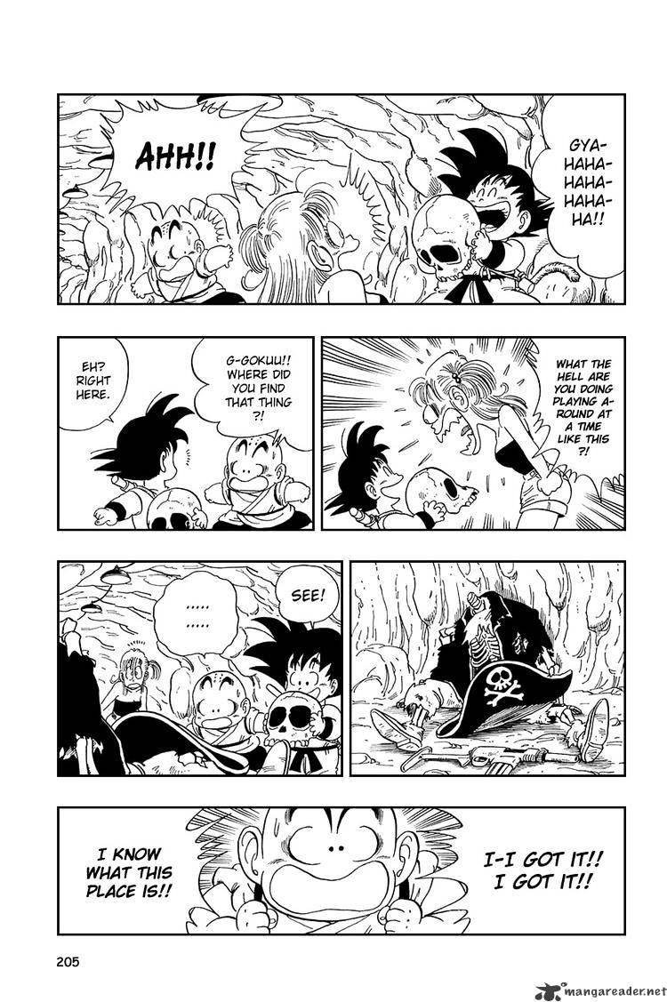 Dragon Ball Chapter 74  Online Free Manga Read Image 4