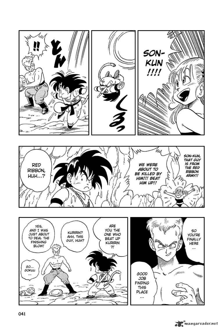 Dragon Ball Chapter 77  Online Free Manga Read Image 10