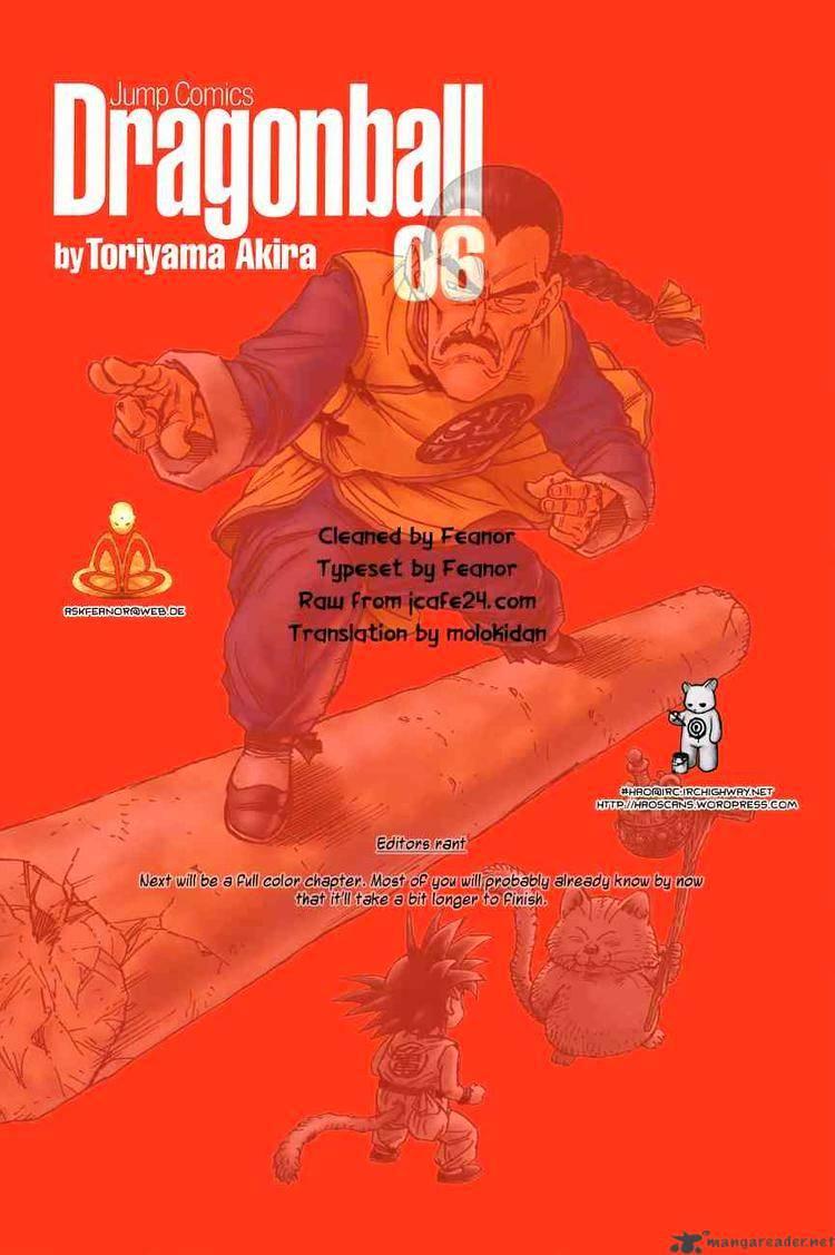Dragon Ball Chapter 80  Online Free Manga Read Image 16