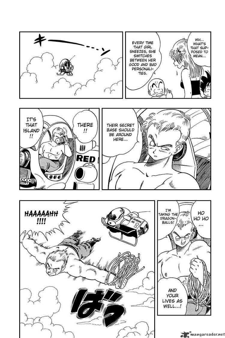 Dragon Ball Chapter 80  Online Free Manga Read Image 5