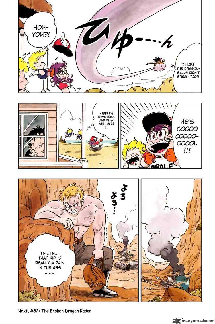 Dragon Ball Chapter 81  Online Free Manga Read Image 15