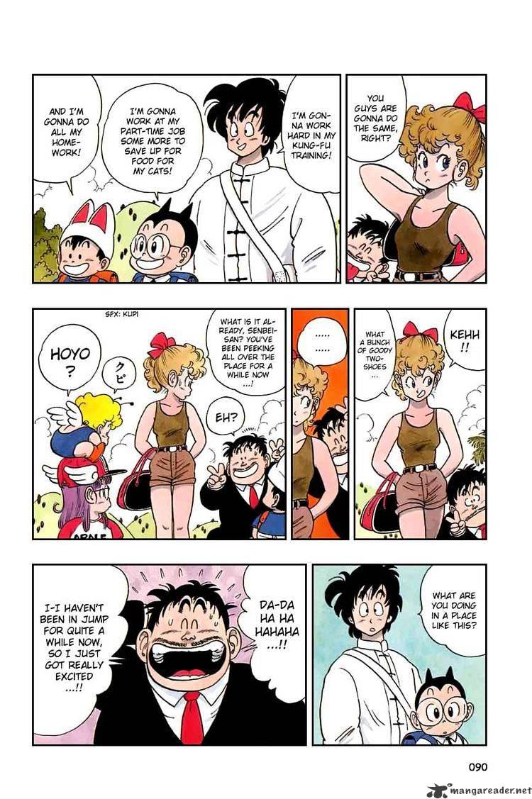 Dragon Ball Chapter 81  Online Free Manga Read Image 2