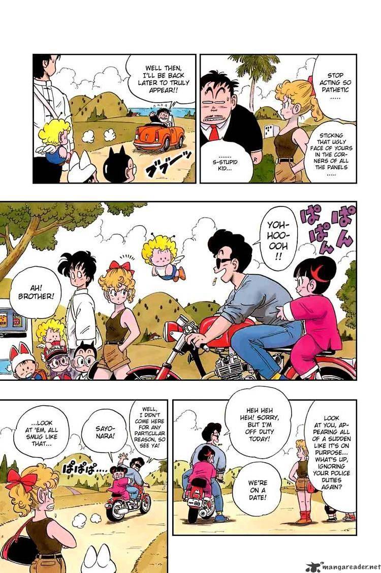 Dragon Ball Chapter 81  Online Free Manga Read Image 3