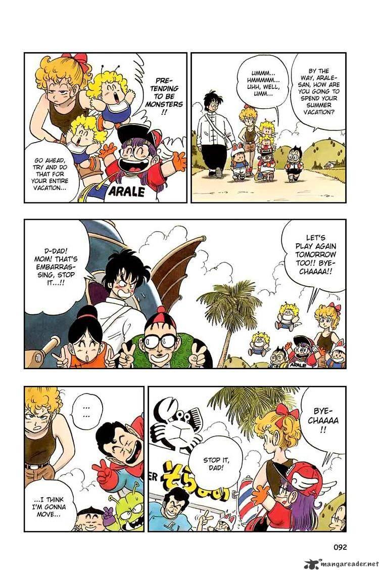 Dragon Ball Chapter 81  Online Free Manga Read Image 4