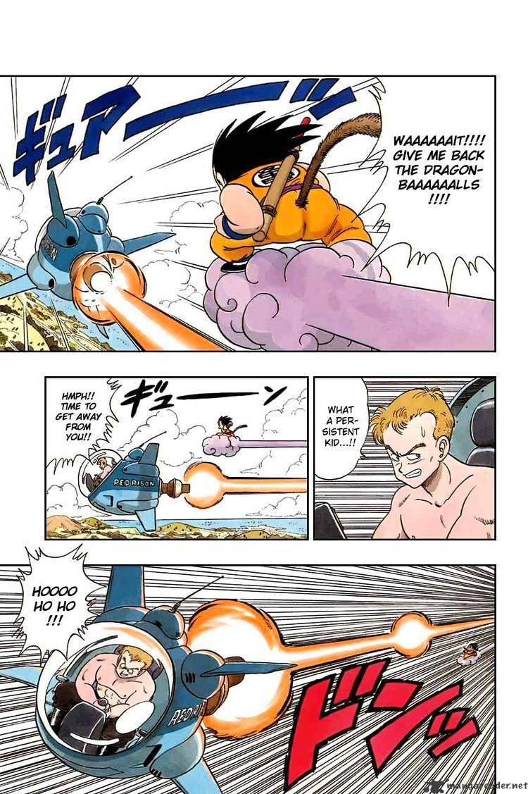 Dragon Ball Chapter 81  Online Free Manga Read Image 7