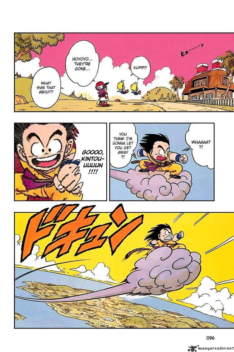 Dragon Ball Chapter 81  Online Free Manga Read Image 8