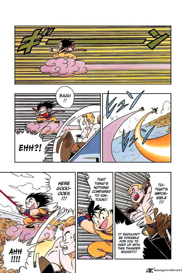 Dragon Ball Chapter 81  Online Free Manga Read Image 9