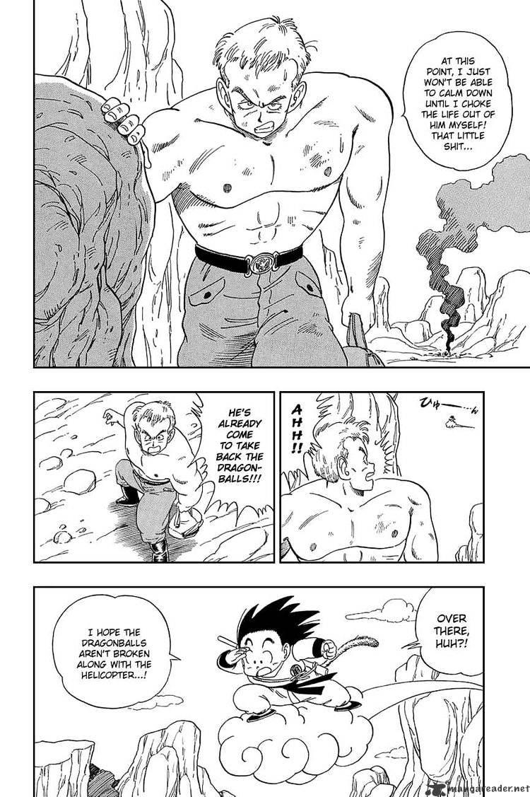 Dragon Ball Chapter 82  Online Free Manga Read Image 1