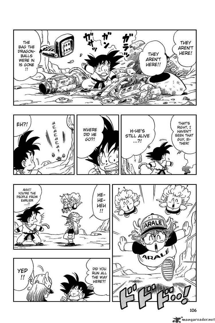 Dragon Ball Chapter 82  Online Free Manga Read Image 3