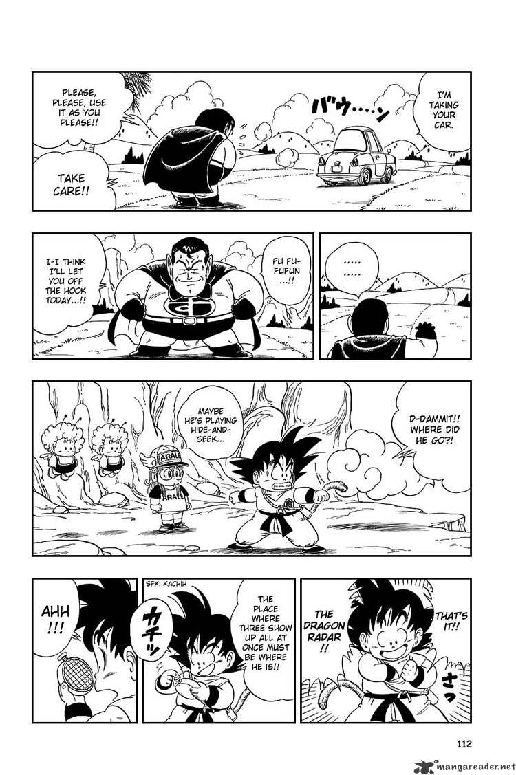 Dragon Ball Chapter 82  Online Free Manga Read Image 9