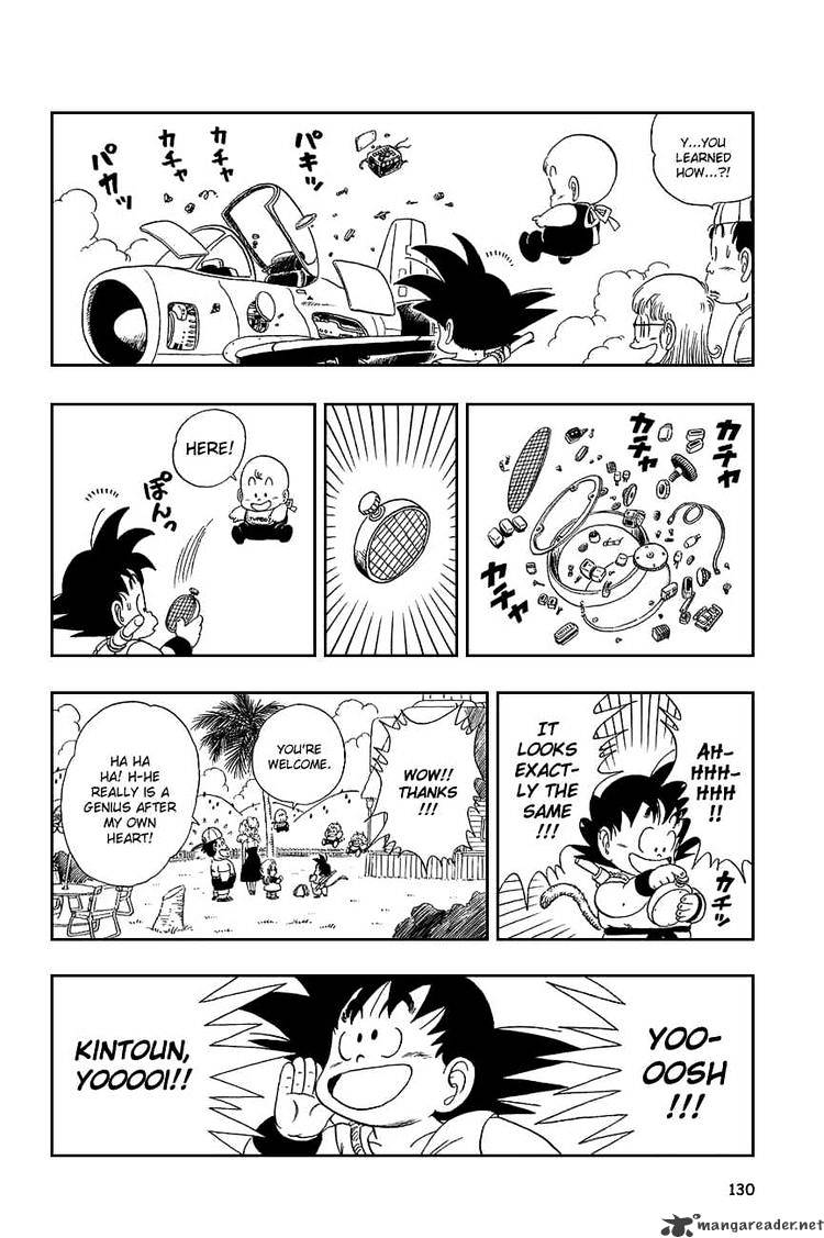 Dragon Ball Chapter 83  Online Free Manga Read Image 13