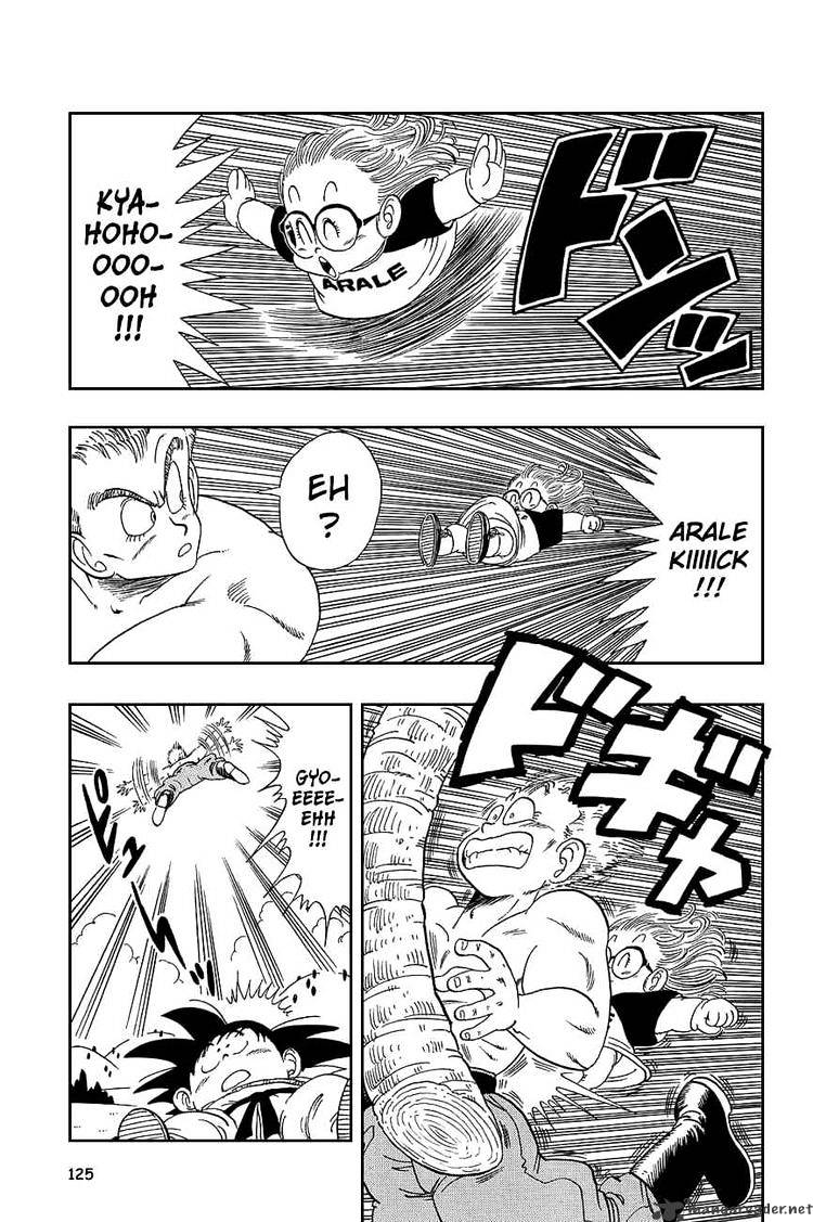 Dragon Ball Chapter 83  Online Free Manga Read Image 8