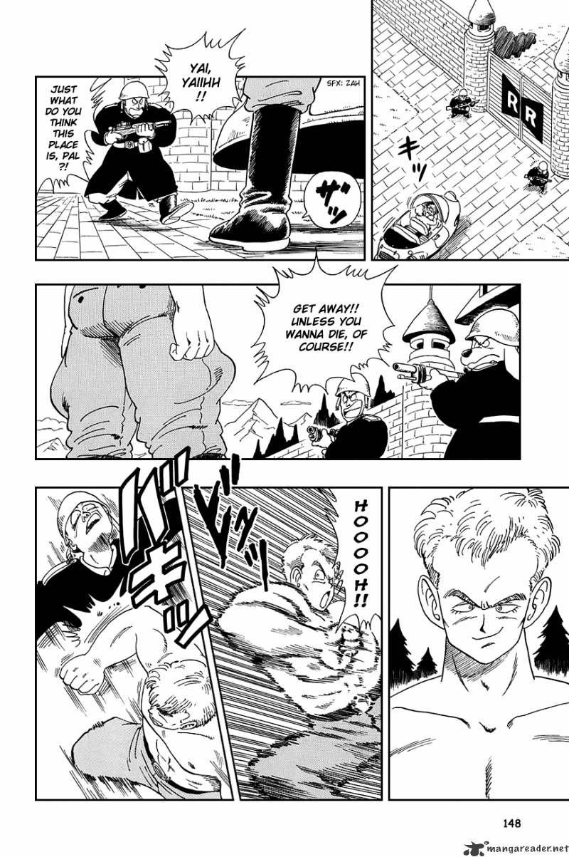 Dragon Ball Chapter 85  Online Free Manga Read Image 4