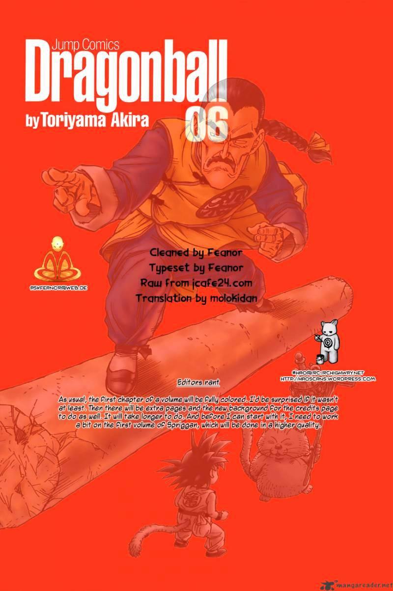 Dragon Ball Chapter 89  Online Free Manga Read Image 1